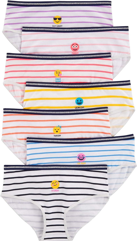 Carters Girls 7-Pack Underwear Underwear