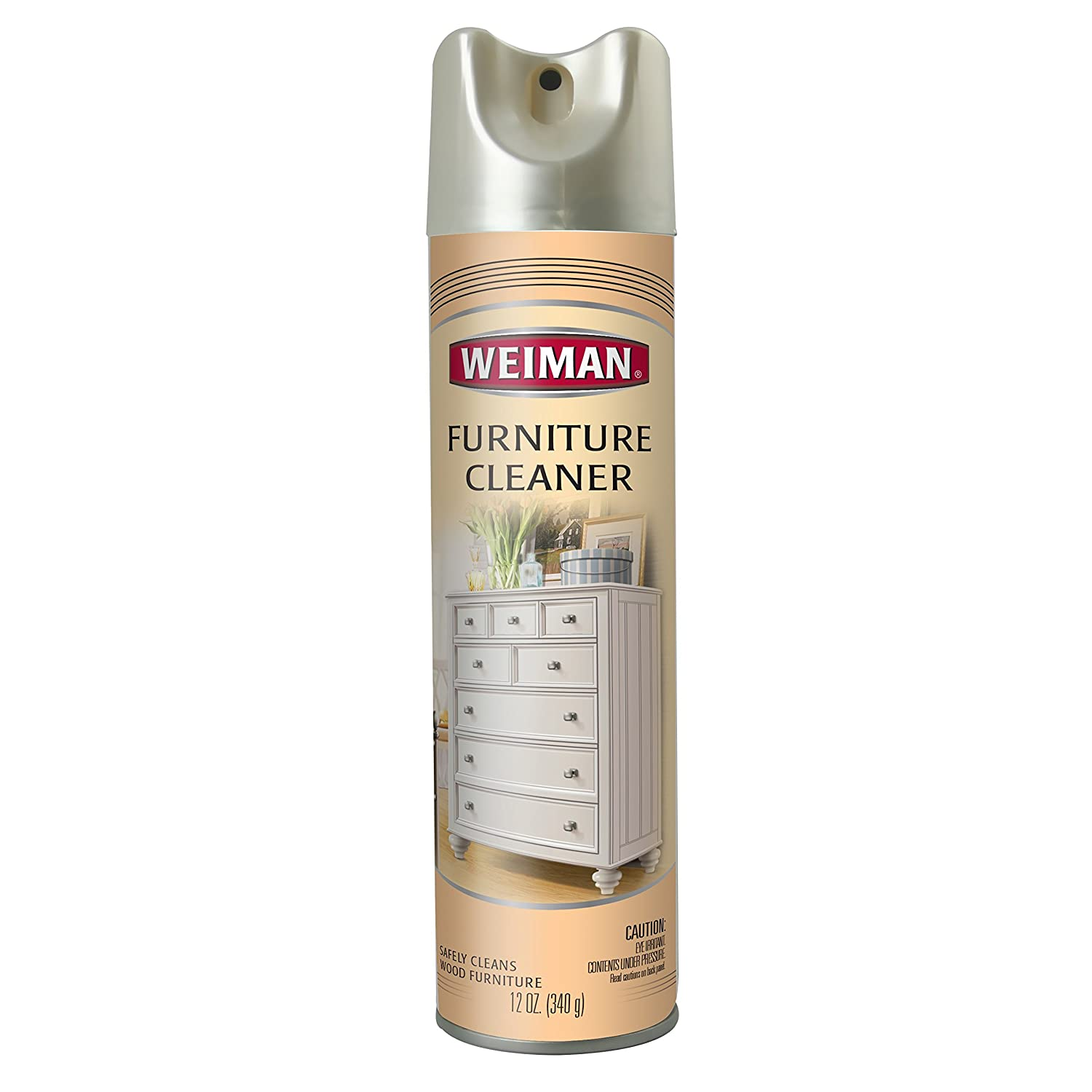 Weiman Furniture Cleaner Aerosol, 12 oz.
