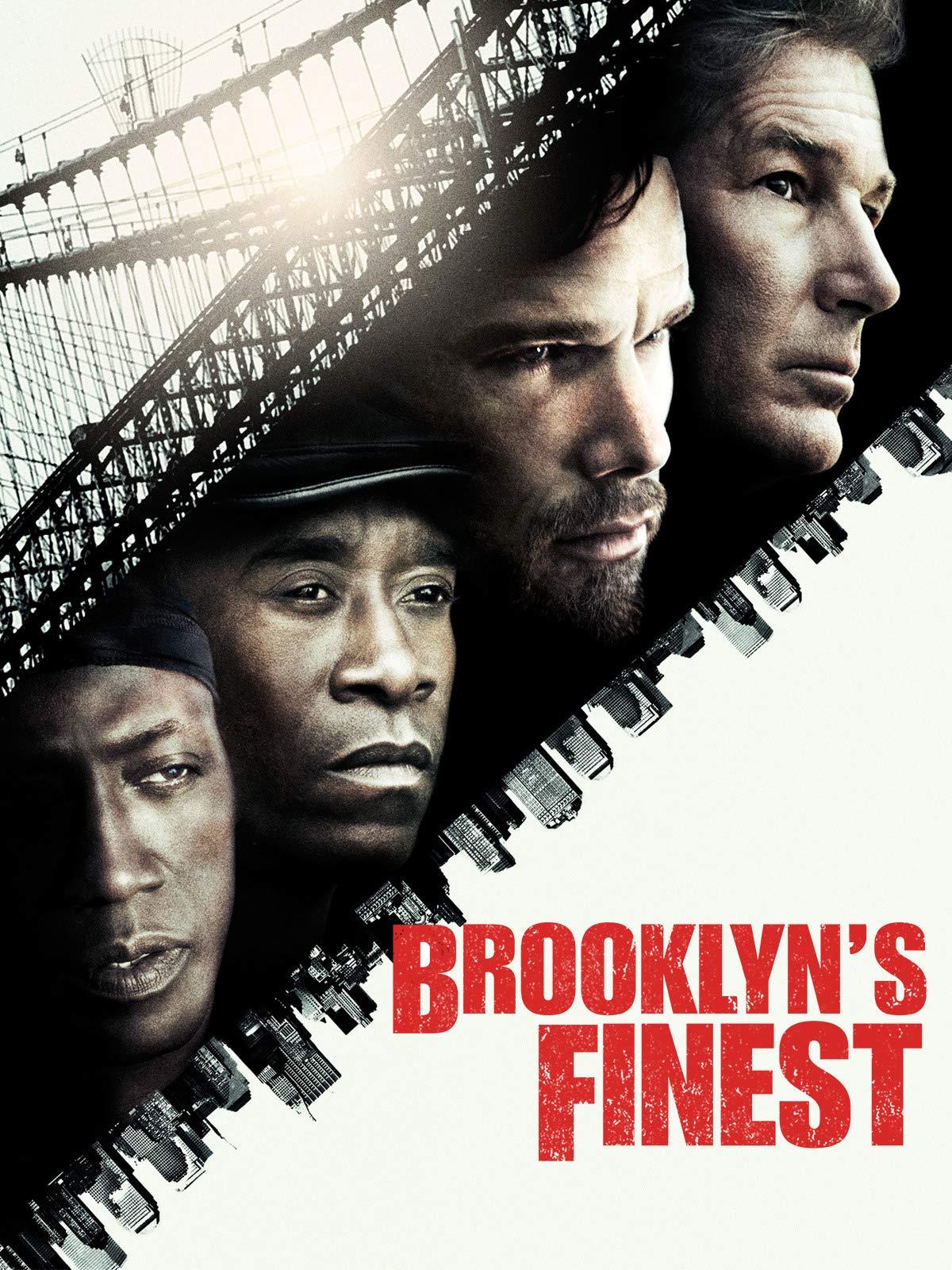 Brooklyn's Finest on Amazon Prime Video UK