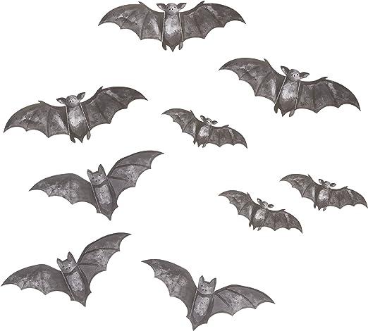 Amazon Com Martha Stewart Paper Bat Silhouette Decor Arts Crafts Sewing