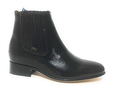 Botines Charros. Black Charro Short Boots. Charro Gear (US 6)