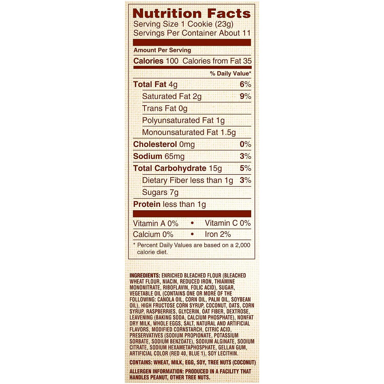 Archway, galletas rellenas de frambuesa (Pack de 4): Amazon ...