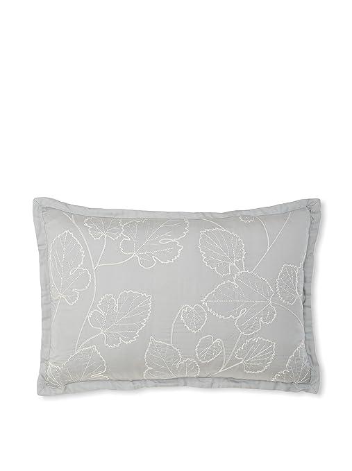 Amazon.com: Waterford Kelly Azul Mar almohada decorativa, 12 ...