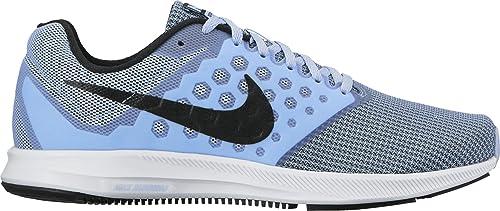 e533957c8 Nike Women s WMNS Downshifter 7 Aluminum Black-White Running Shoes 3  UK India