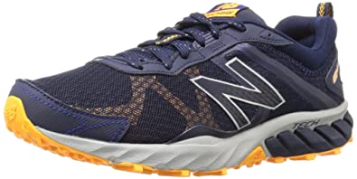 outlet store ecae6 fc735 New Balance Men's MT610V5 M Trail Running Shoes, Navy, 8 D ...