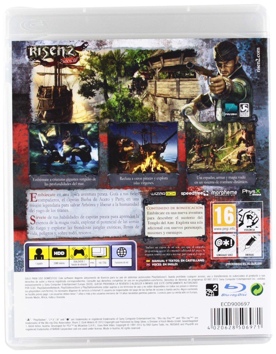 Risen 2: Dark Waters - Collectors Edition: sony ...