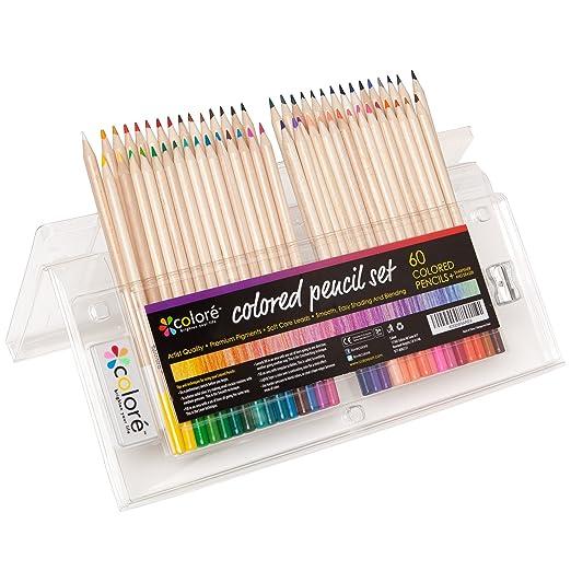 28 opinioni per Colore Matite colorate – Set di pastelli