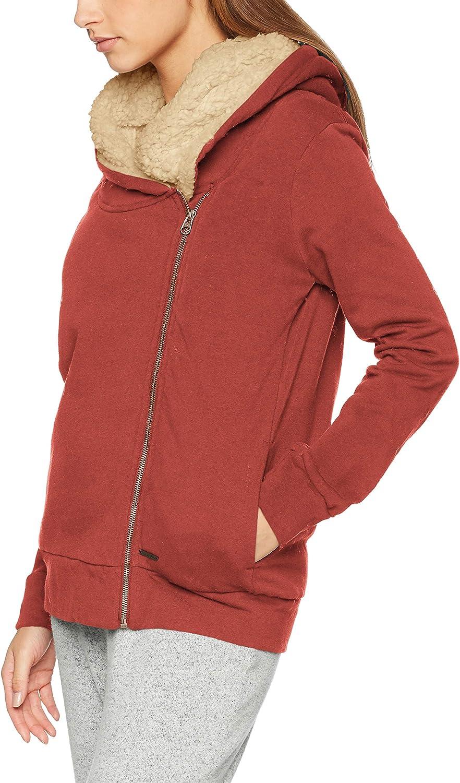 TALLA X-Small (Tamaño del fabricante:XS). BILLABONG Cocoon Sherpa Jersey, Mujer