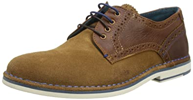 f18e82c4b186 Ted Baker Men s Ravado Derbys  Amazon.co.uk  Shoes   Bags