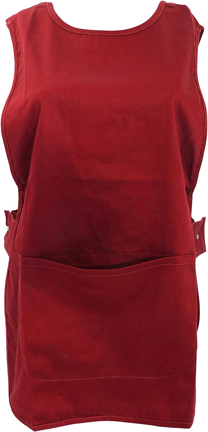 Davern Pocket Tabard COLOUR Red SIZE L