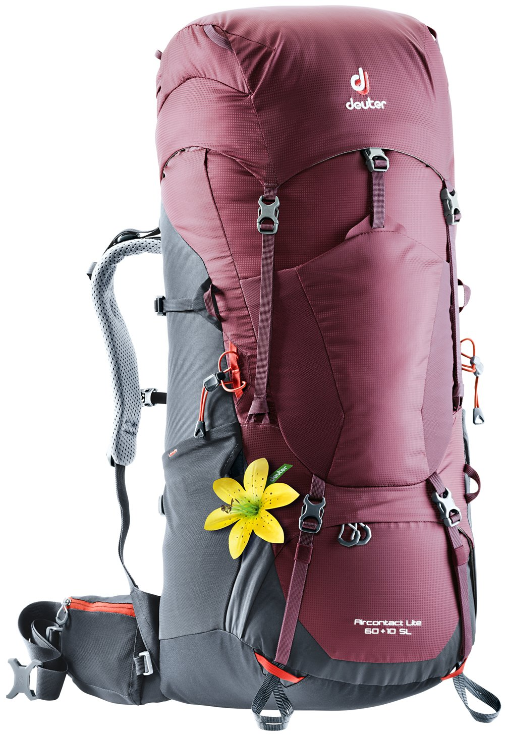 stable quality popular brand the cheapest Deuter Aircontact Lite 60+10 SL Backpacking Pack