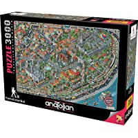 Fractal İstanbul Puzzle 3000 4913