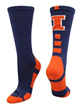 TCK Sports Baseline Crew Socks