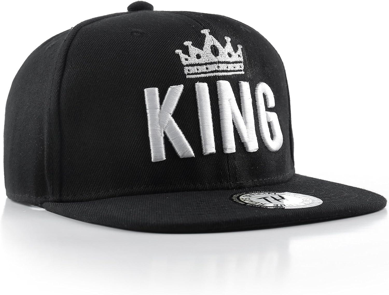 True Heads King Black Snapback Baseball Cap: Amazon.es: Ropa y ...