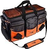 KastKing Fishing Tackle Bags - Large Saltwater Resistant Fishing Bags - Fishing Tackle Storage Bags - 3600 3700 Tackle…