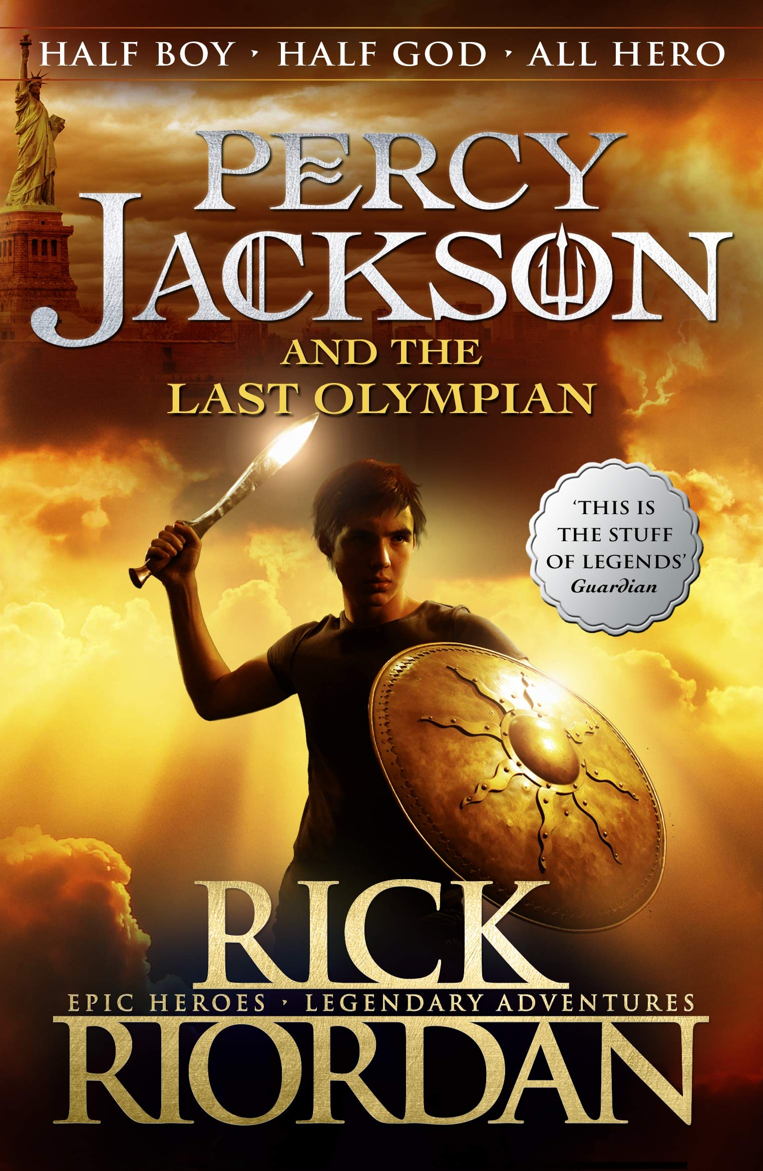 Buy Percy Jackson and the Last Olympian (Book 5) Book Online at ...