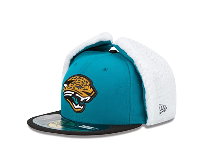 389b78608c093 Amazon.com   NFL On Field Dog Ear 59Fifty Cap   Sports Fan Baseball Caps    Clothing