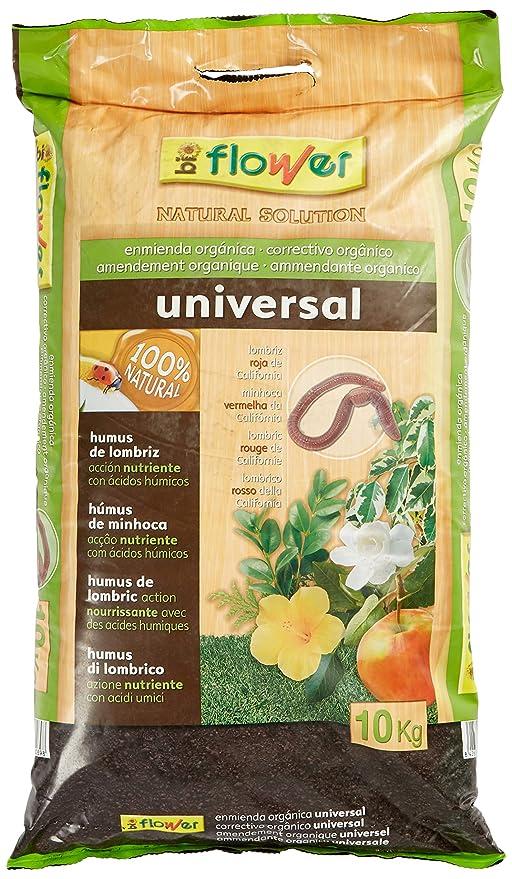 Flower 80089 80089-Humus de lombriz, 20 l, No aplica, 30x6x55 cm