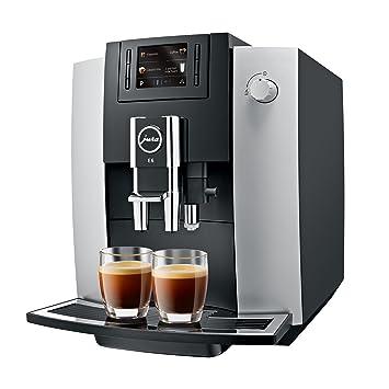 JURA 15079 E6 Coffee Machine, Platinum: Amazon.co.uk: Kitchen & Home