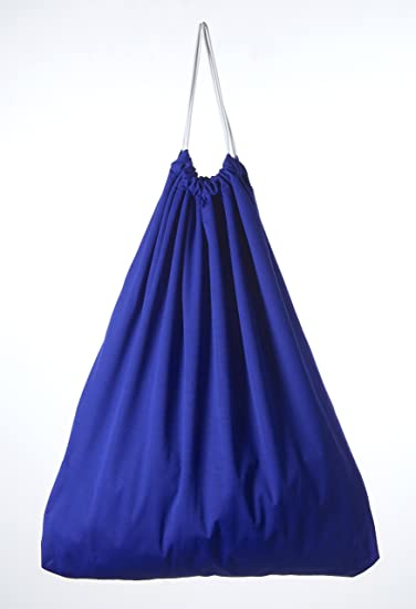 8a3c71b8398 Image Unavailable. Image not available for. Color: Blueberry Diaper Pail  Liner/ Laundry Bag ...