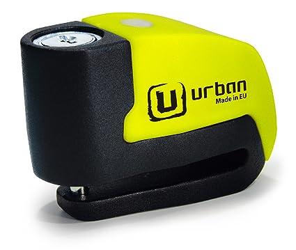 Amazon.com: Urban UR6 motorcycle / Bike Alarm Disc Lock 6 mm ...