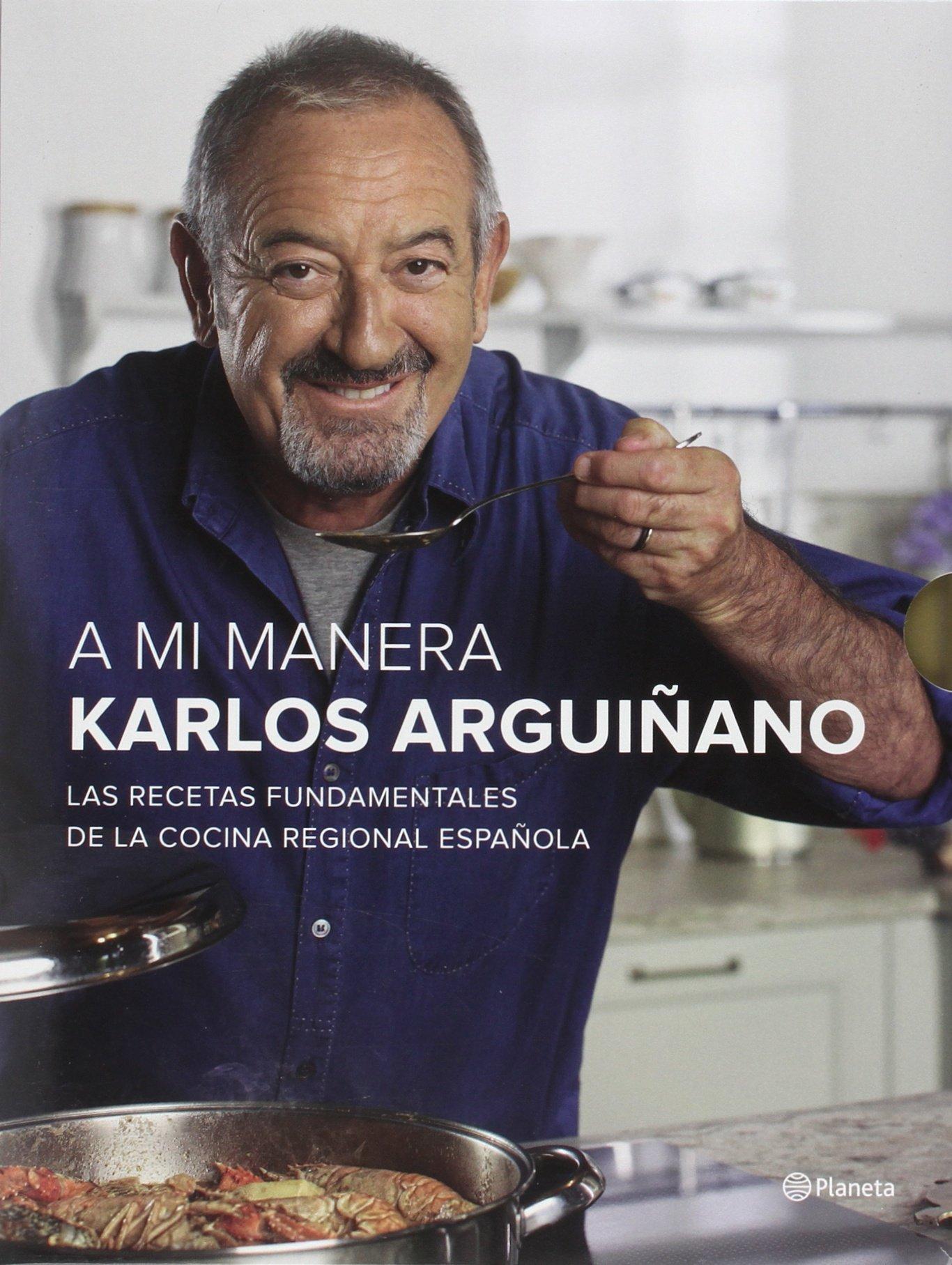 Karlos Arguiñano (Planeta Cocina): Amazon.es: Karlos Arguiñano: Libros