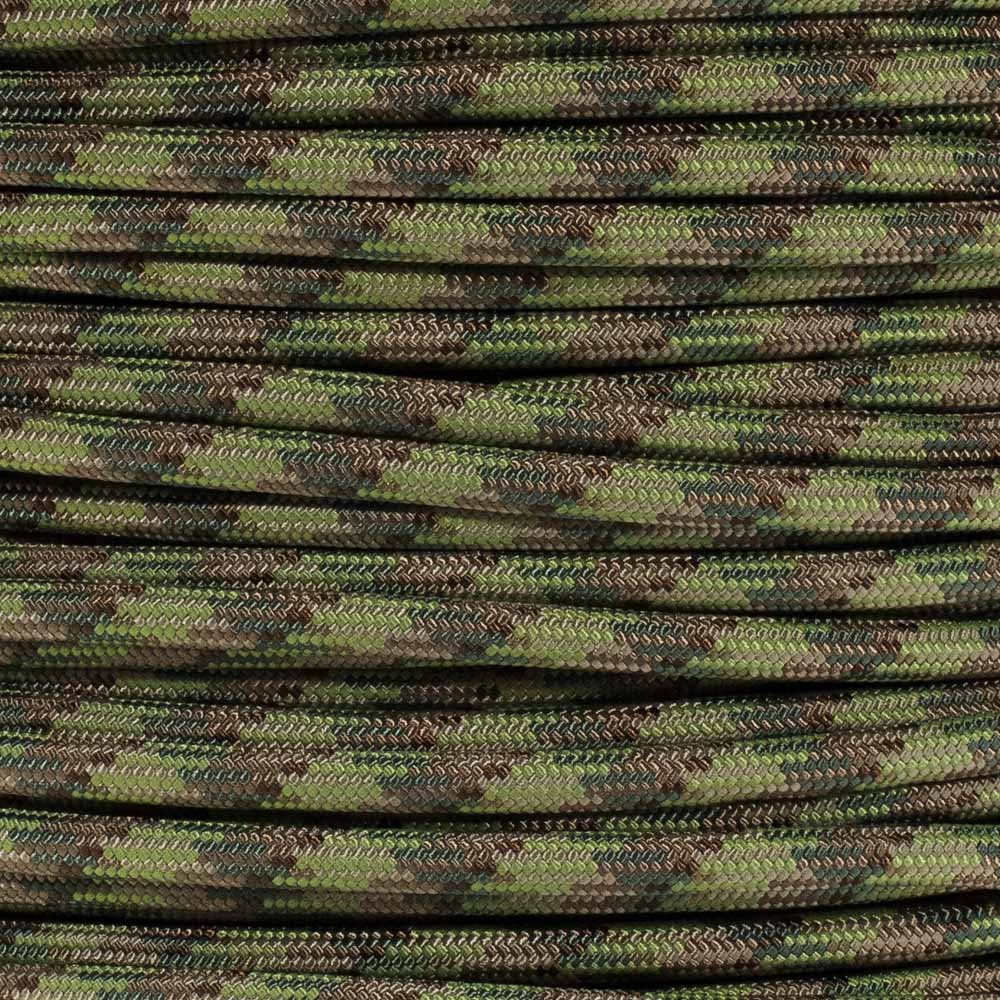 PARACORD PLANET Nylon Paramax 8mm 5//16 Inch Utility Paracord 6 Lengths and 20 Colors
