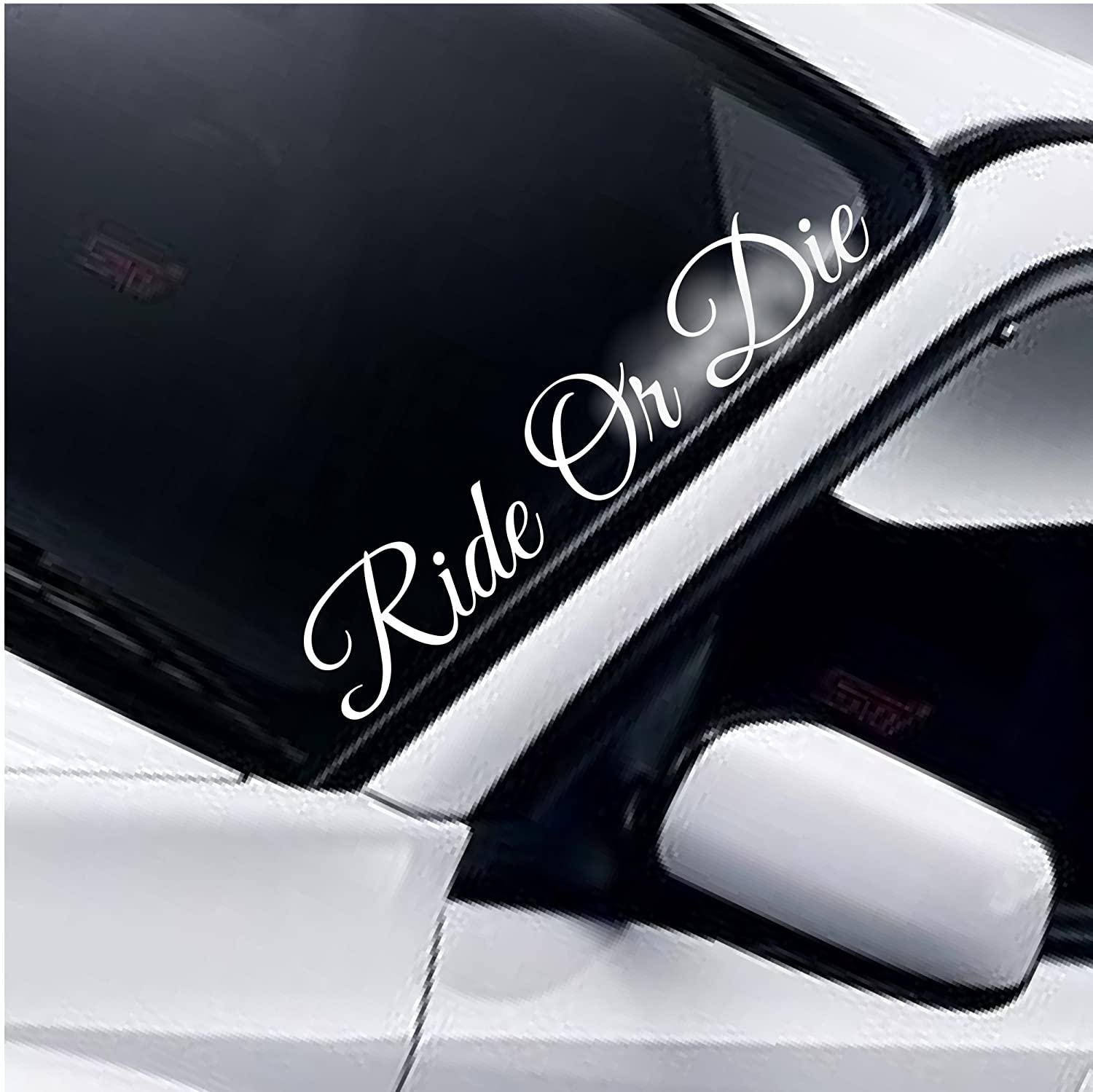 Ride or die windscreen rear window front windscreen sticker dub drift jdm car window sticker amazon co uk car motorbike
