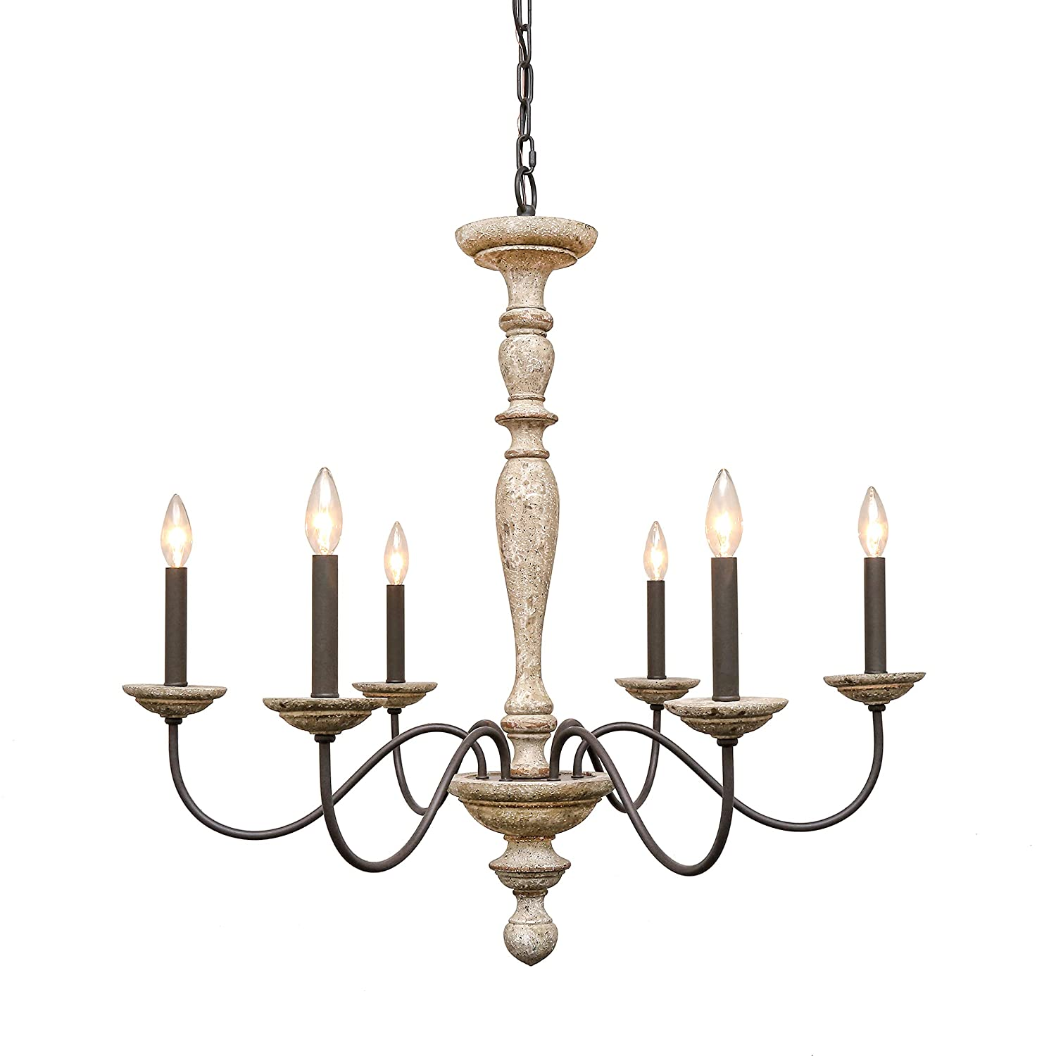 Jane French Country chandelier