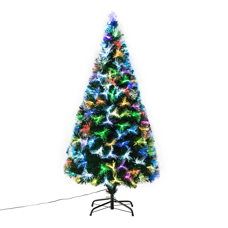 Amazon Hom 830 019 Weihnachtsbaum LED künstlicher Christ