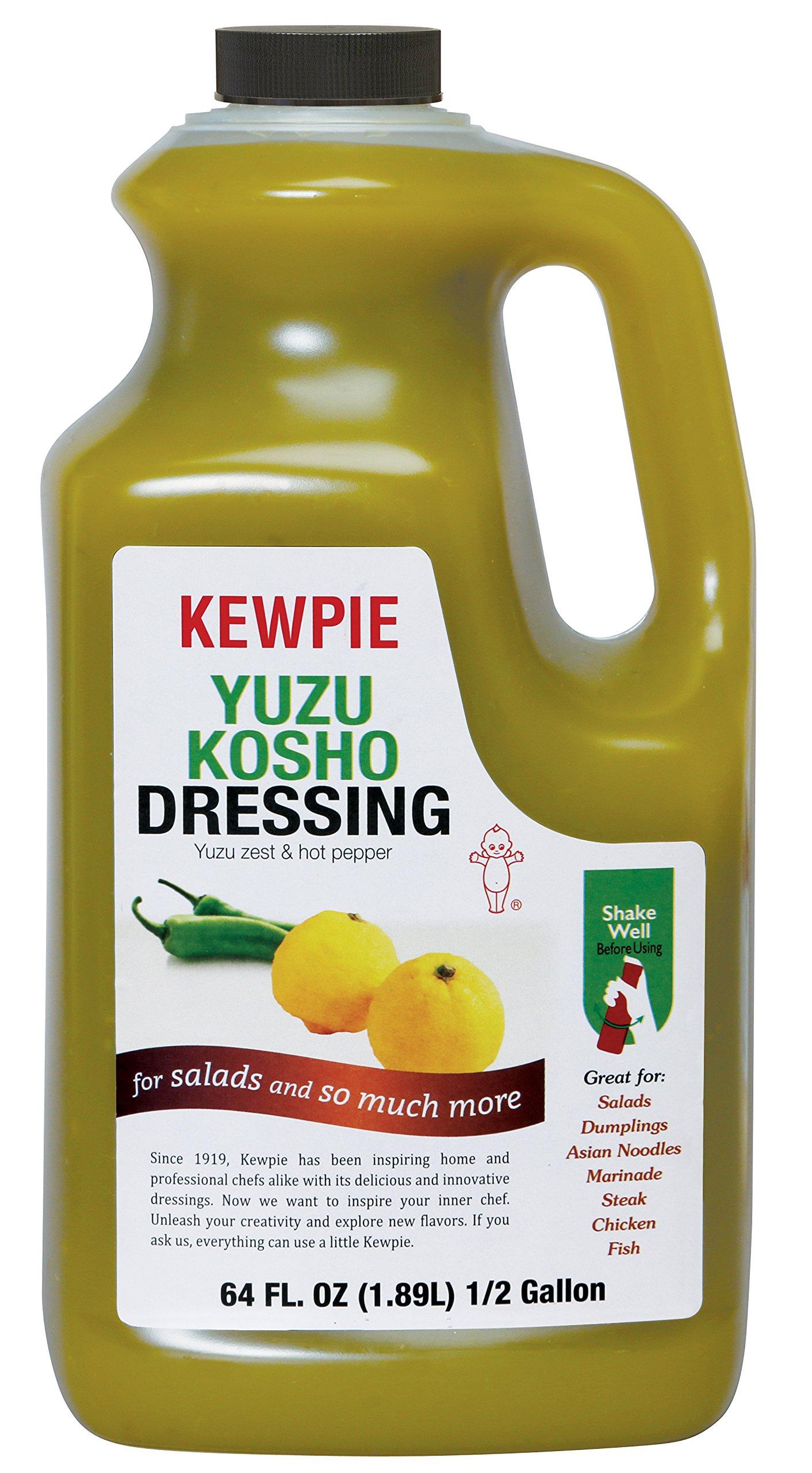 Kewpie Yuzu Kosho Dressing, 64 oz by Kewpie