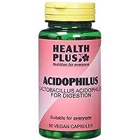 Health Plus Acidophilus Probiotic Digestive Health Supplement - 90 Capsules