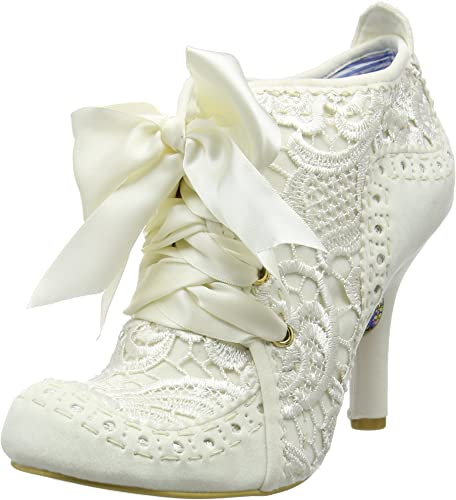 TALLA 43 EU. Irregular Choice Abigail's Third Party, Botines para Mujer