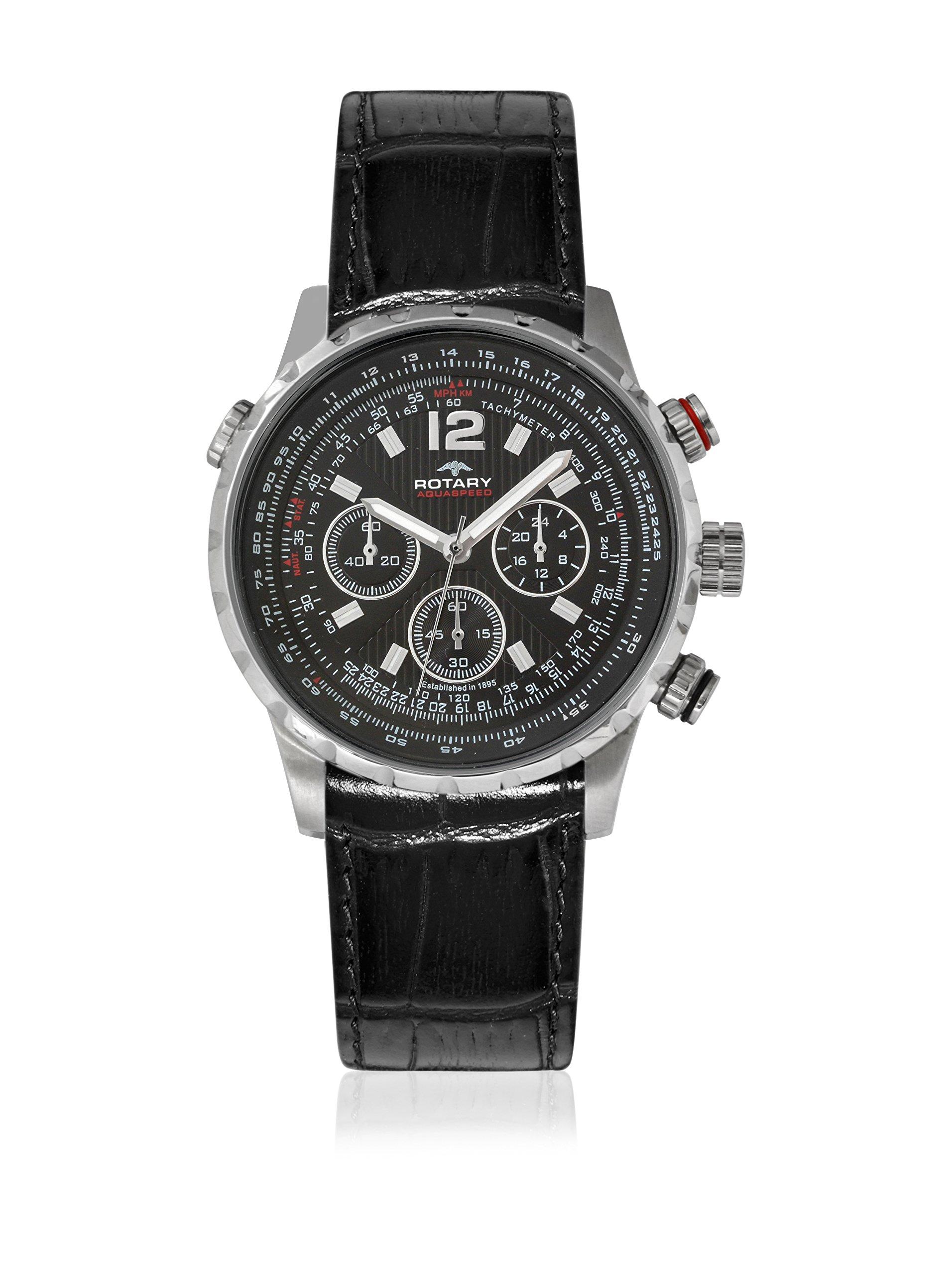 Rotary Aquaspeed Men's Quartz Watch GS00175-04S