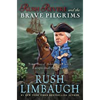 Rush Revere and the Brave Pilgrims: Time-Travel Adventures with Exceptional Americans (1)