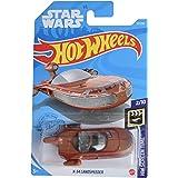 DieCast Hotwheels Star Wars [X 34 Landspeeder] 12/250, Screen Time 2/10