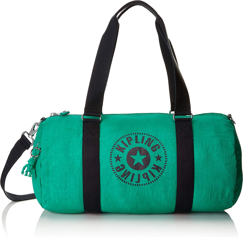 Kipling Onalo Bolsa Multifunción, 18 Litros, Verde (Lively Green)