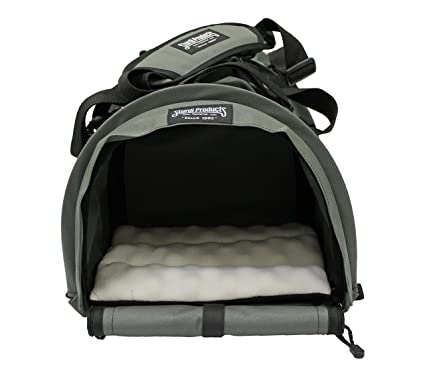 a9d23348e2 Amazon.com : Sturdi Products Bag Double Sided Divided Pet Carrier ...