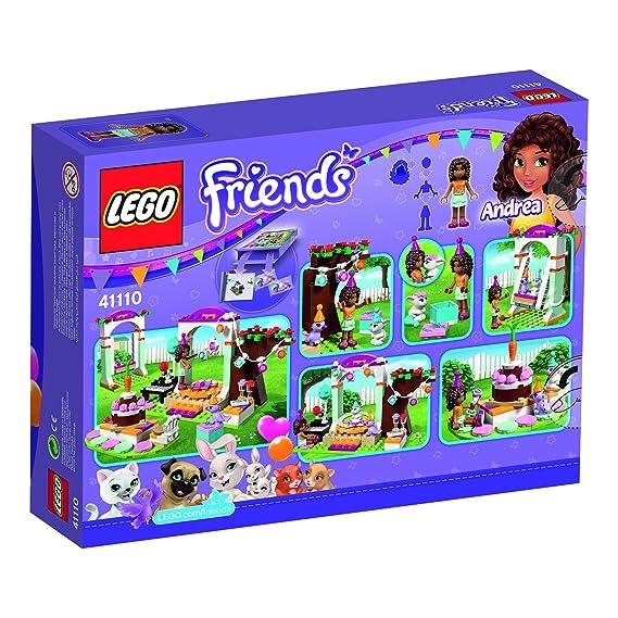 LEGO Friends 41110   Geburtstagsparty: Amazon.de: Spielzeug