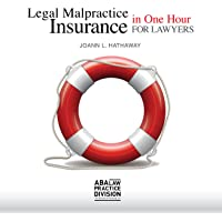 Legal Malpractice Insurance in One Hour for Lawyers