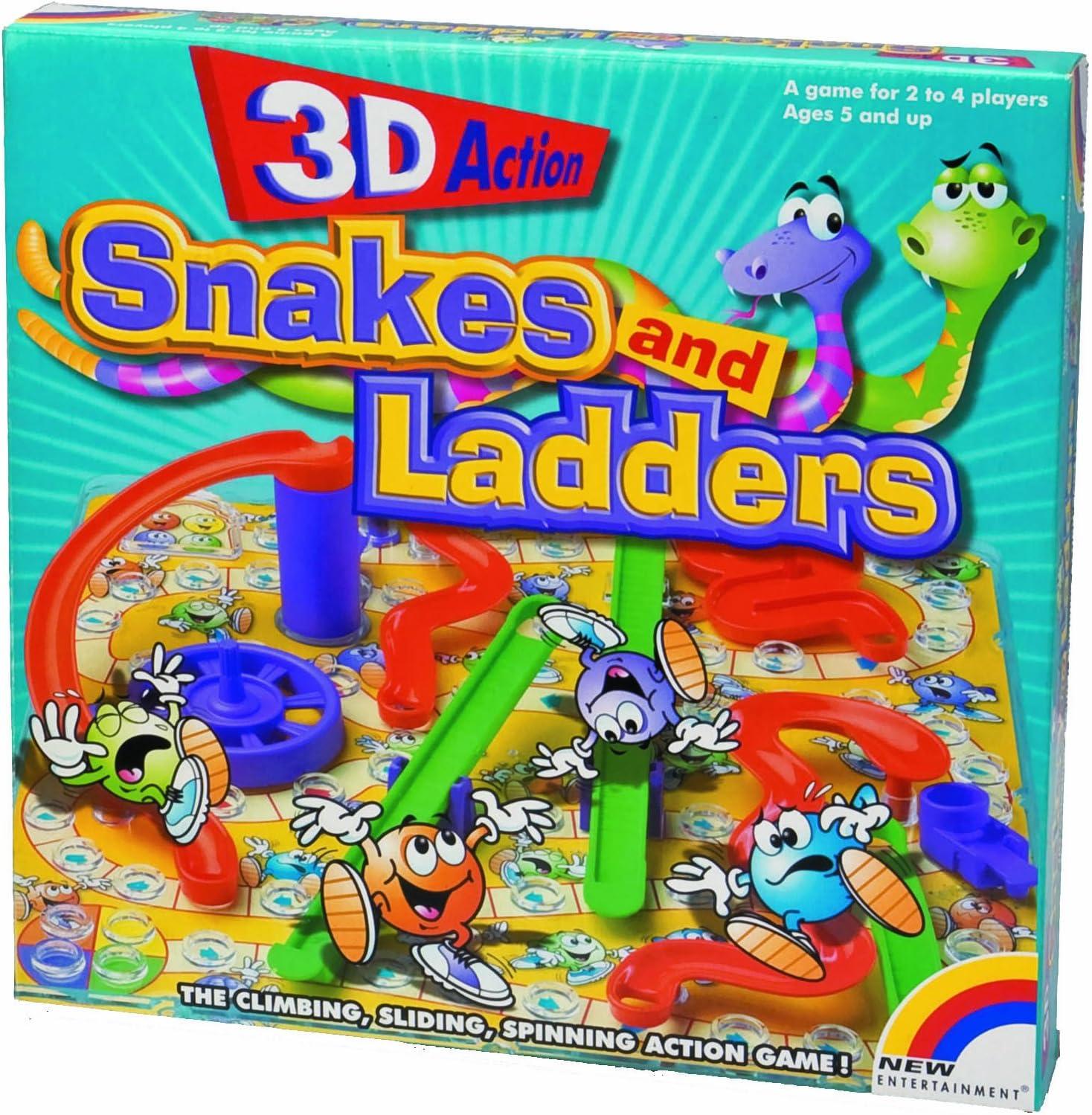 Games - Juego de Tablero, 2 a 4 Jugadores (ABGee 576 1380) (versión en inglés)