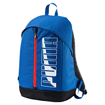 d31a761d66 Puma 21 Ltrs Lapis Blue Laptop Backpack (7471802)  Amazon.in  Bags ...