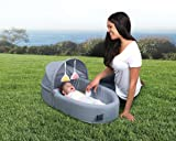 Lulyboo Bassinet To-Go Infant Travel Bed - Baby