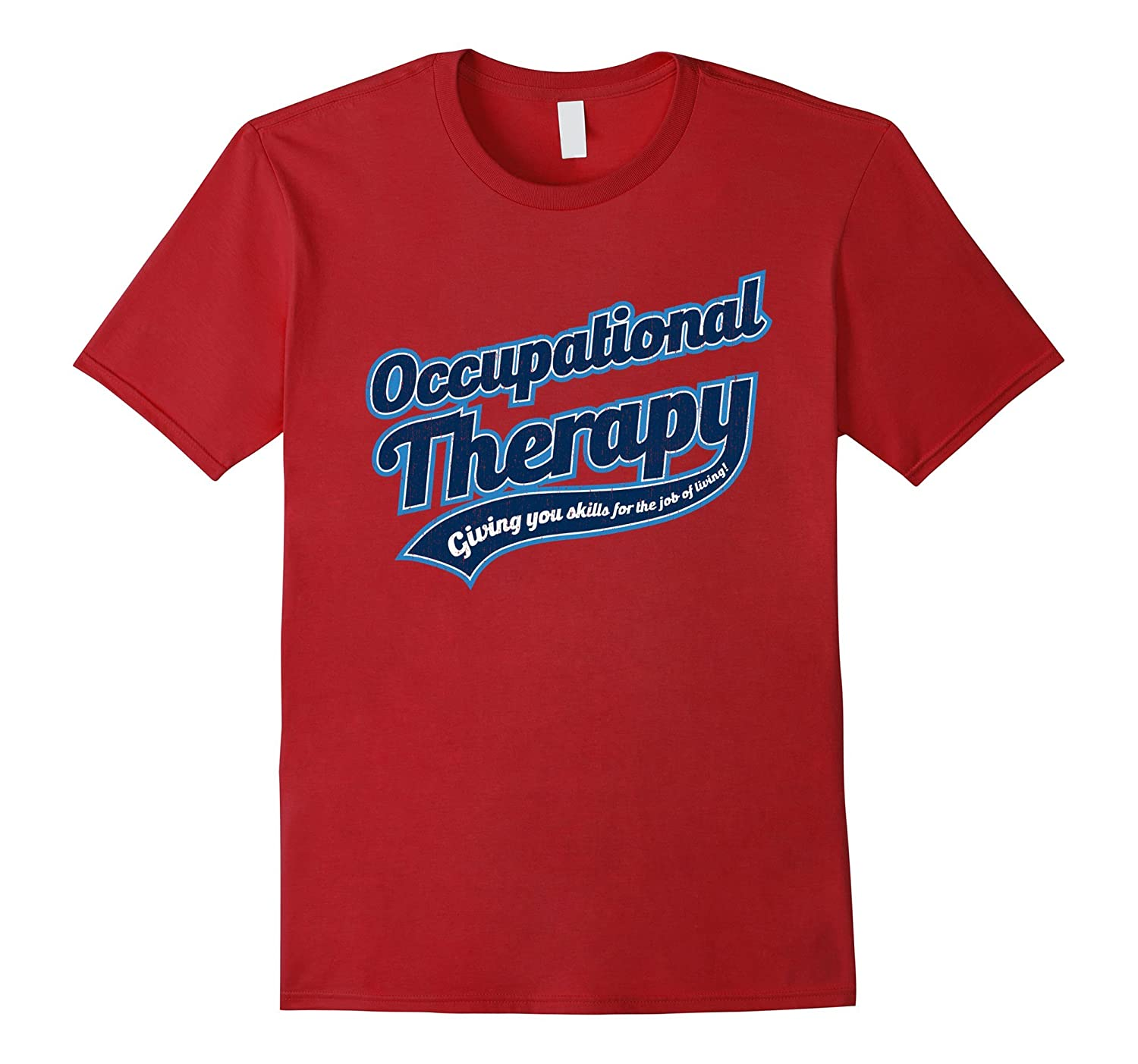 Occupational Therapy Tshirt for OT Month-ANZ