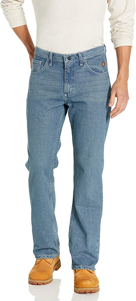 Tall Wrangler Size Mens Flame Resistant Cool Vantage Regular Fit Jean