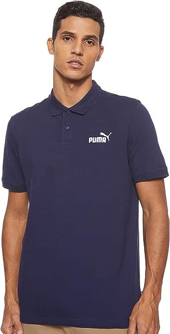 Puma Mens Essentials Pique Polo