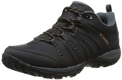 Columbia Peakfreak Nomad Waterpoof Hiking Shoe - Black - Mens - 9
