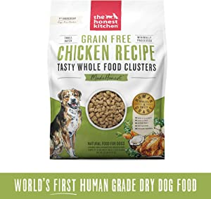 The Honest Kitchen Grain Free Whole Food Clusters Pet Food