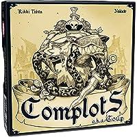 Ferti Games - Jeu d'Ambiance, COM002 - Complots