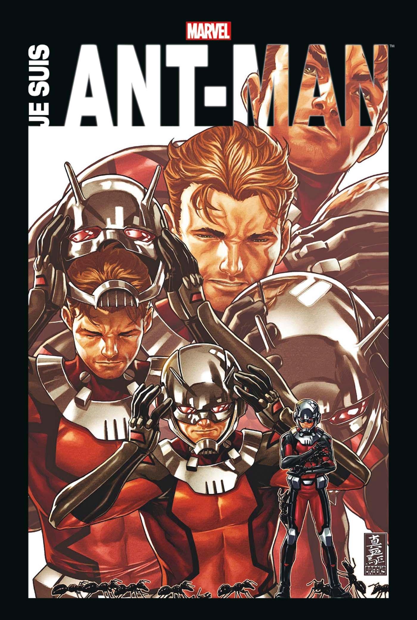 quels comics antman lire